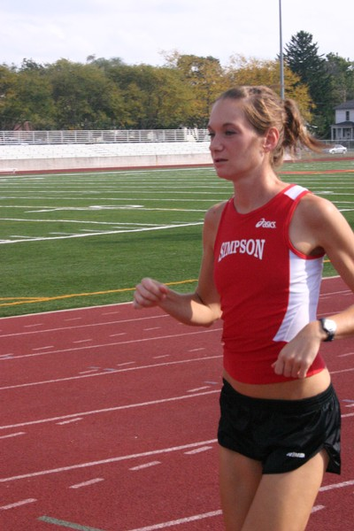Wendt outruns the competition