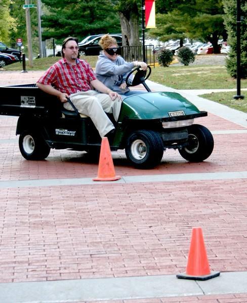 Students drive drunk