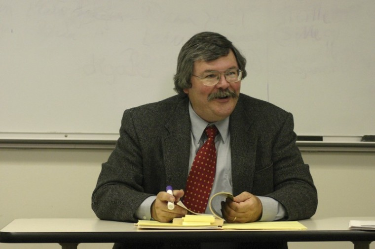 Epperson reported to Students for Academic Freedom