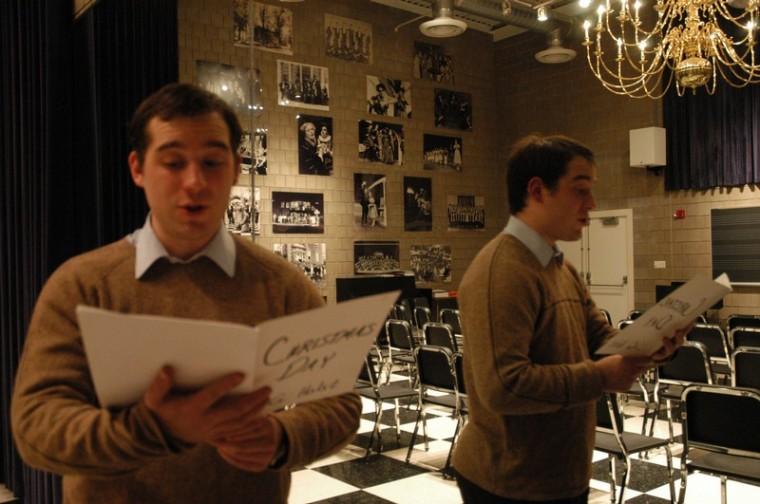 Hobin sings praises of music department