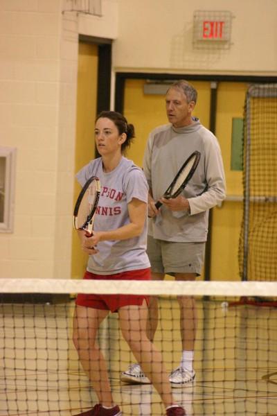 Heller takes over women's tennis program