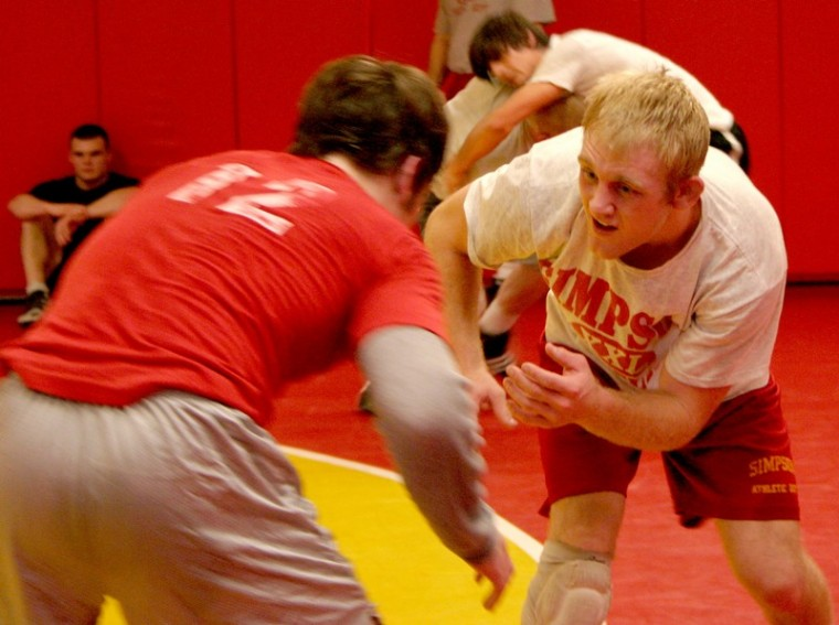 Wrestlers head to conference championships