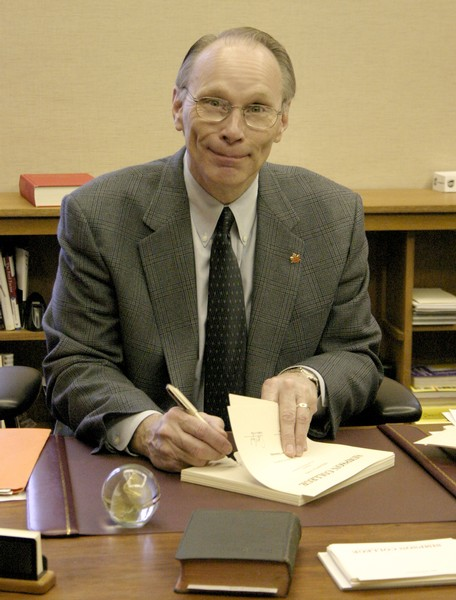 Simpson to inaugurate Byrd as 22nd president
