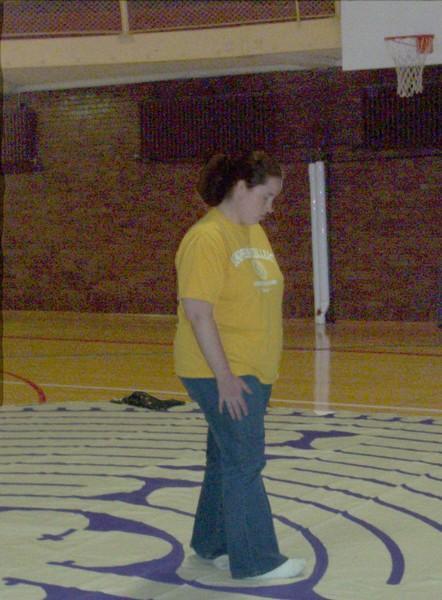 Balance Life, RLC sponsor labyrinth to help students find peace