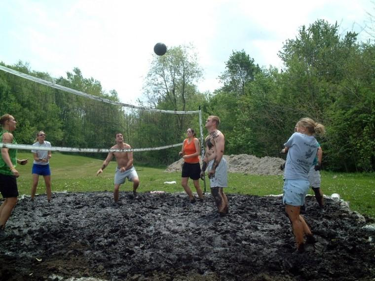 Numerous intramural games, events scheduled for May Term