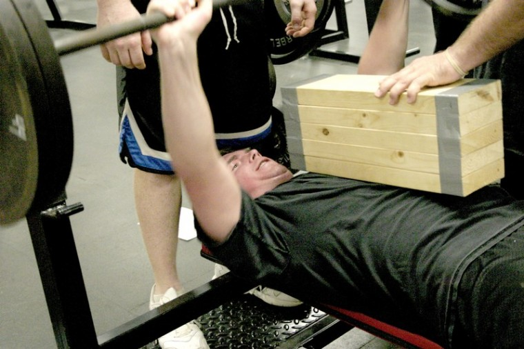 Athletes+keep+fit+during+offseason