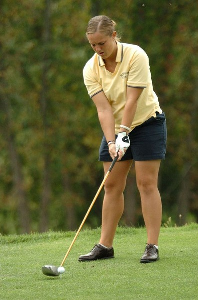 Women's golf team wins conference