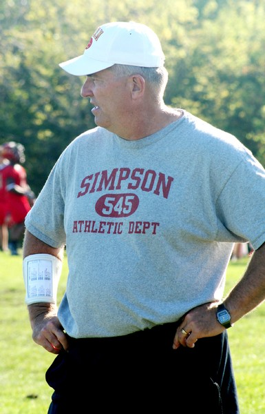 Simpson coach returns to his roots