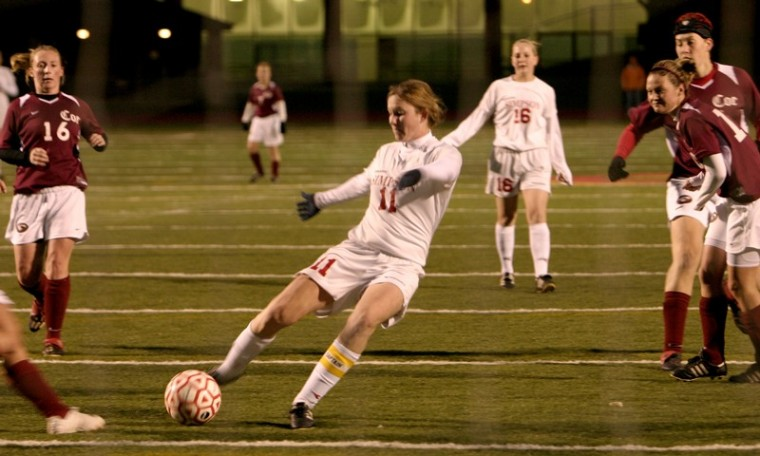 Women's soccer wins conference title