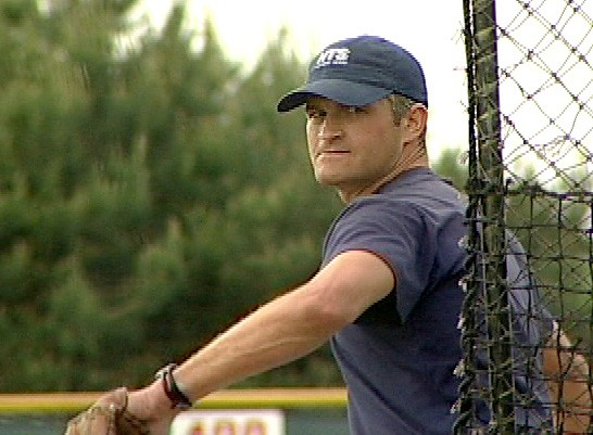 New head baseball coach is a hit