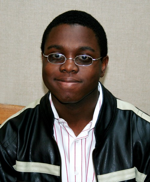 Student receives first Carver Fellowship