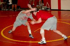 Mixed results in wrestling season brings goal of nationals