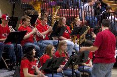 Pep+band+provides+welcome+addition+to+game+atmosphere