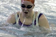 Swim team looks to invitational for big season finish