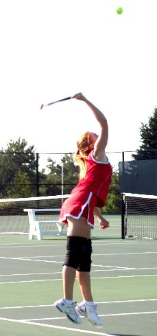 Womens+tennis+strives+to+bounce+back+from+tough+schedule