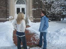 High school visit days abound in February
