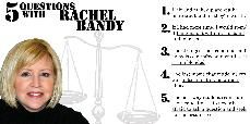 5 Questions with Rachel Bandy
