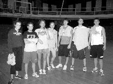 Popularity, intensity high for intramural dodgeball