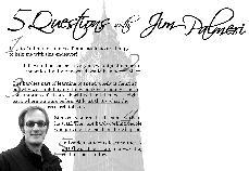 5 Questions with Jim Palmieri