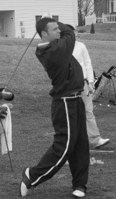 Great success hope for men's golf team this spring