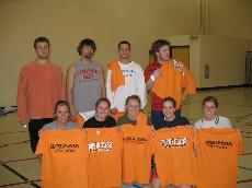 Campus Day intramural kickball helps round out day of service