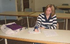 English majors gear up for MFAT exam