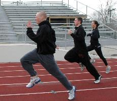 Track team looks to carry momentum into outdoor season