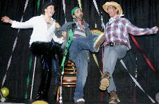 Babes in Toyland: 'LGBTQA presents annual drag show