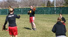 Softball and baseball strive to improve each day
