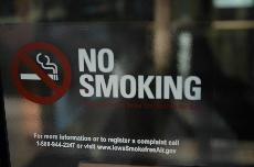 Iowa's Smokefree Air Act burden to some, relief to many