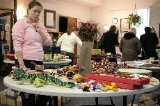 RLC gift market gives back to artisans around the world