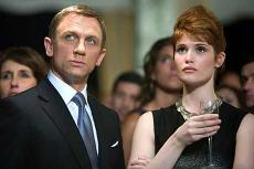 Bond is back in action with 'Quantum of Solace'