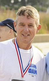 Feeney goes for gold-Professor wins 48 medals at Senior games