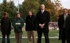 Hall of Fame inductees honored