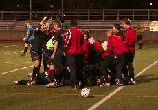 Strong leadership shapes Men's team