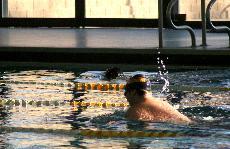 Women's swim team sets high goals