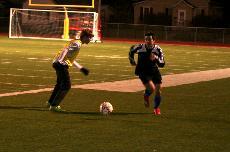 Soccer teams finish strong
