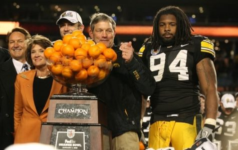 Orange Bowl: Iowa could be in title hunt next season