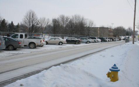 Winter parking blues