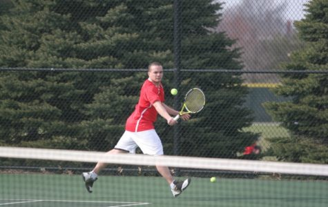 Men's Tennis: Serving up a strong finish