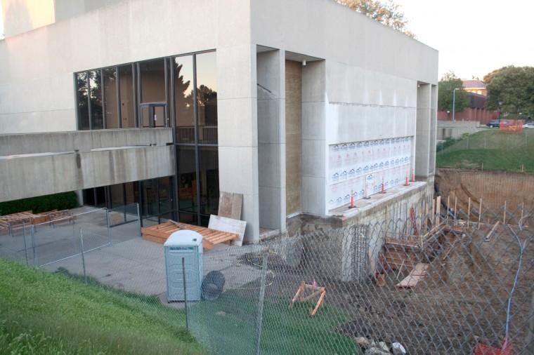 BPAC Renovations Underway