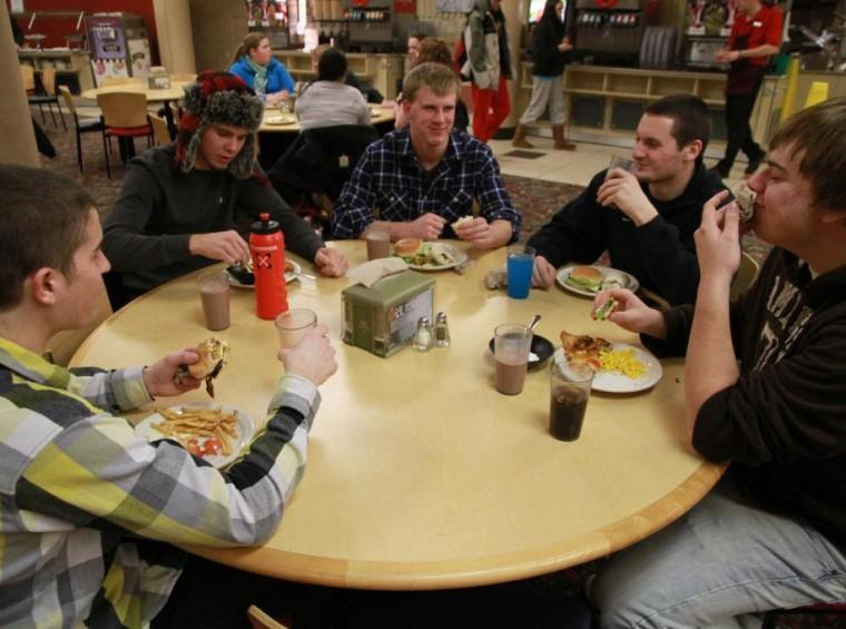 College to take bids for new food services