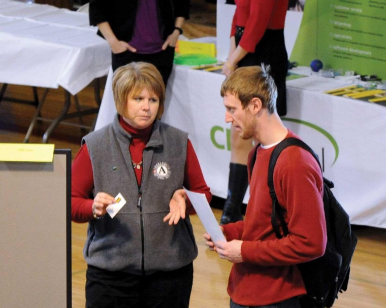 Career fair to provide array of employment selections