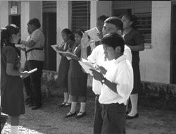 SAE joins Drake's effort to help Belize children