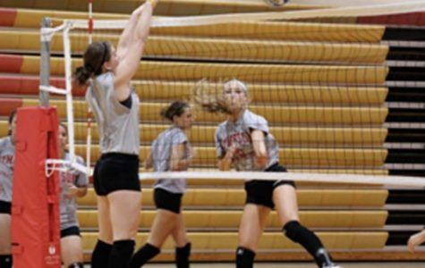 Volleyball looks forward to rest of season despite rough start