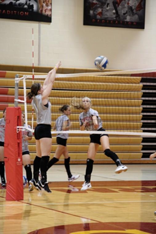 Volleyball looks forward to rest of season despite rough start
