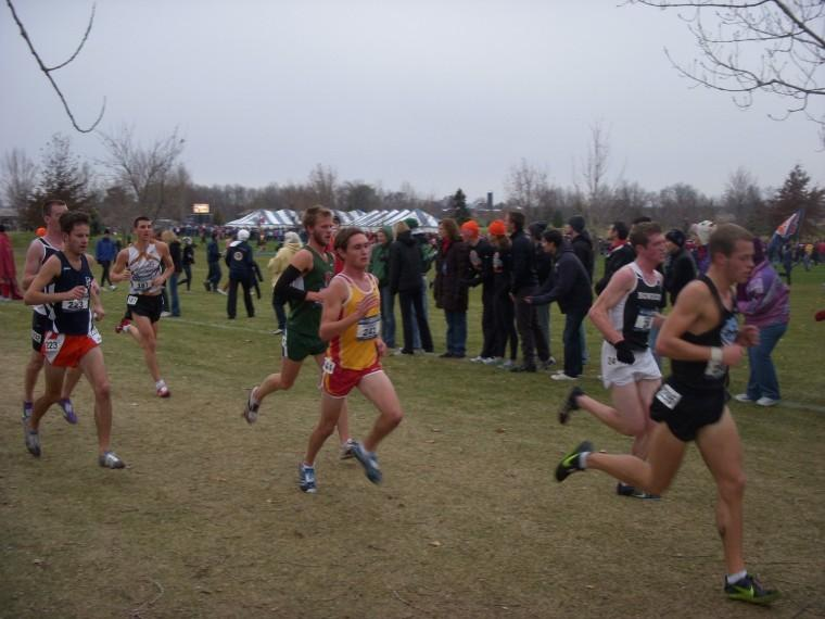 Edwardson races at Nationals