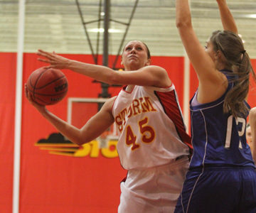 Women hope to take conference title