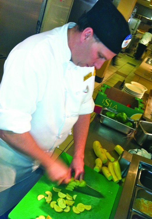 Pfeiffer Survival Guide: Chef on Fire-the new Pfeiffer favorite