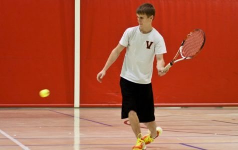 Men's tennis looking to build on success in fall season